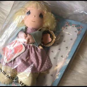 Precious Moments Other - Precious moment doll of the month